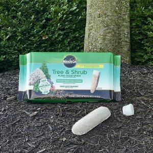 $6.97Miracle-Gro 树木和灌木化肥棒 12根