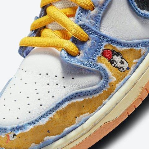 定价$180 今晚21点预告:Nike x Carpet Company Dunk 必火刮刮乐+Vibe风