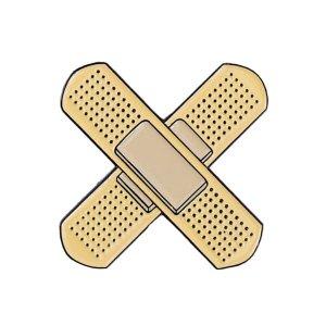 Plaster 徽章