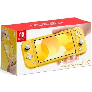 $199.99Nintendo Switch Lite Amazon with $25 Credit