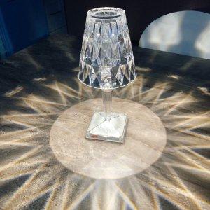 €72.8即收 提升幸福感好物Kartell 意大利宝藏品牌 钻石灯热卖 地摊灯光起 人间烟火气