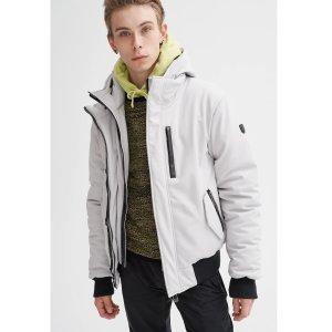抵御零下30度Noize  加厚夹克