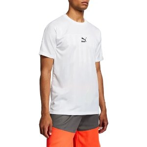 Puma$50 off with $200 purchaseMen's Luxe Logo Graphic T-Shirt