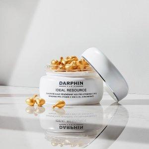 5折起 封面木槿花抗衰胶€37.4法国打折季2021:Darphin直降 超低价享纯天然植物萃取