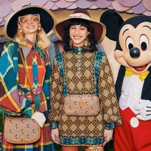 3折起+满额最高减$100 Bloom香水$99Gucci 时尚专区 收1955、迪士尼联名系列等 小圆饼$$1073