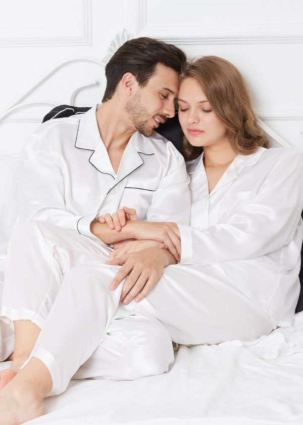 情侣睡衣套装
