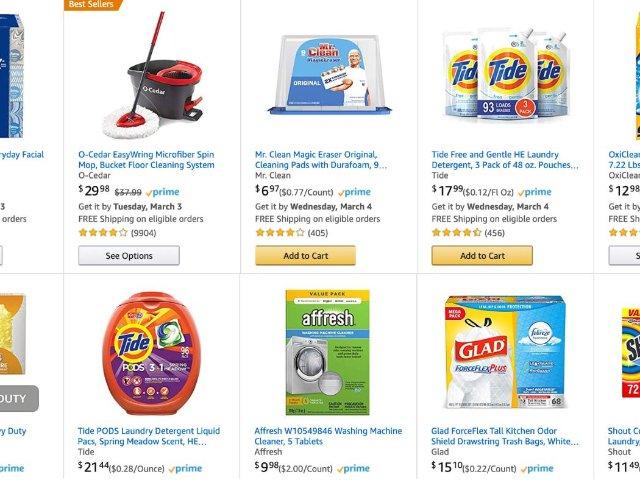 家庭消毒清洁用品清单请收好,囤货必...