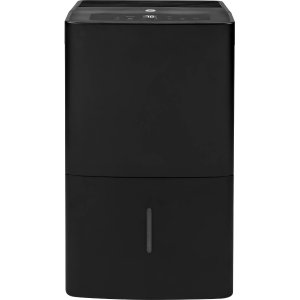 $166GE Appliances 70-Pint Energy Star Dehumidifier, ADEW70LW, Black