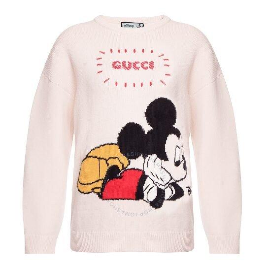 迪士尼米奇羊毛衫 小码