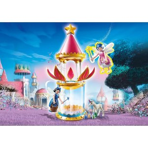 PLAYMOBIL®Musical Flower Tower with Twinkle