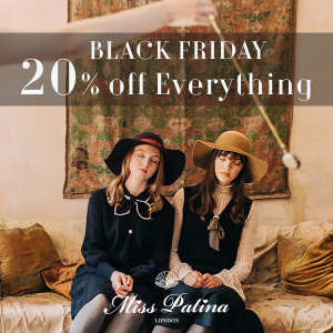 20% Off SitewideBlack Friday Exclusive: Miss Patina Women's Clothing on Sale