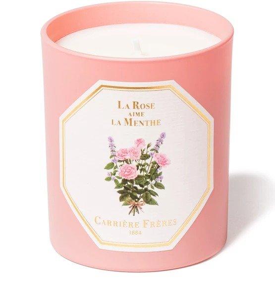 La Rose aime La Menthe 香薰蜡烛