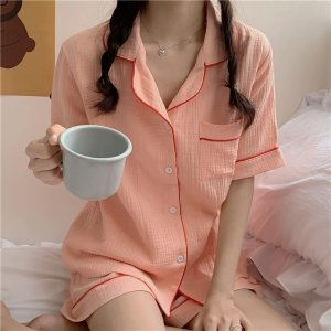 3折起+额外8折 €16起收ASOS 全场睡衣、家居服热卖 化身蜜桃女孩 宅家也要舒适美丽