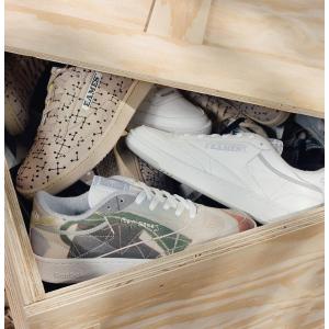 低至5折Reebok 秋季大促  Club C复古小白鞋  复古气质老爹鞋
