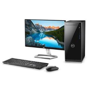 黑五开抢:Inspiron 台式机 + 24吋显示器套装 (i5-9400 8gb 1TB, SE2491H)