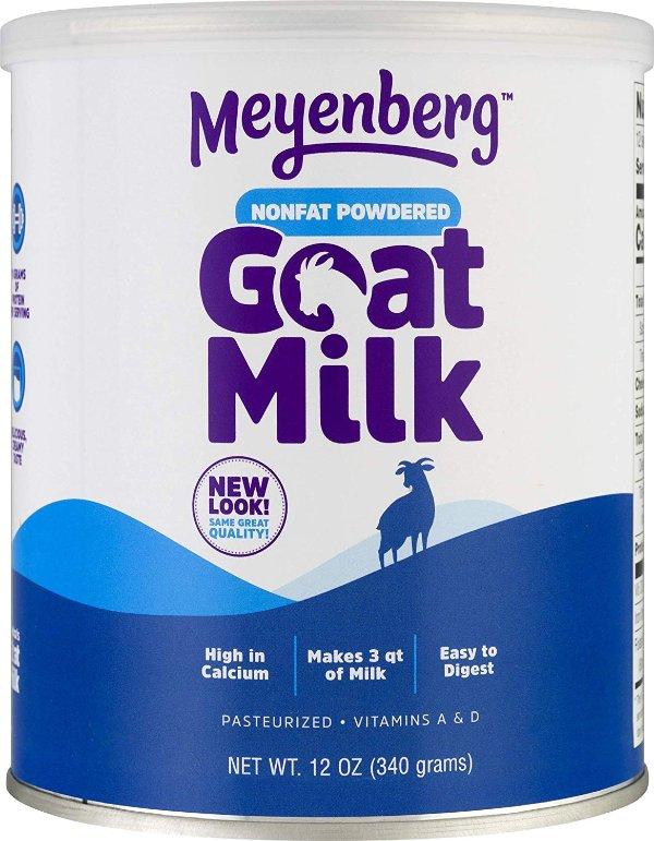 脫脂山羊奶粉 12盎司