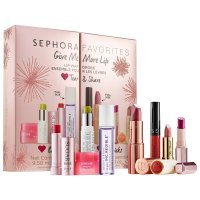 Sephora Favorites Sephora Give Me More Lip 超值唇膏套装上架 含正装CT口红