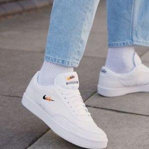 8折 £27入AF1平替Nike 大童鞋专区捡漏 新款扎染粉配色、双钩滑板鞋、纯白Air Max热卖