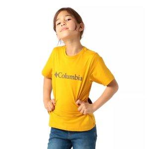 ColumbiaKids' CSC Basic Logo™ Short Sleeve Shirt