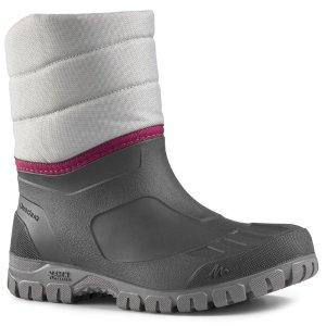女士防水雪靴