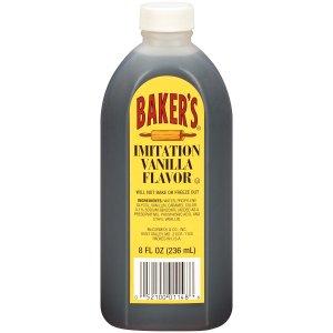 $0.93 包邮Baker's 香草味烘焙增香剂