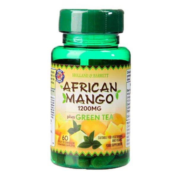 非洲芒果绿茶