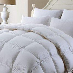 低至$49(原价$418)+ 额外88折超值反季囤:Royal Comfort 500GSM 鹅毛被 + 对枕