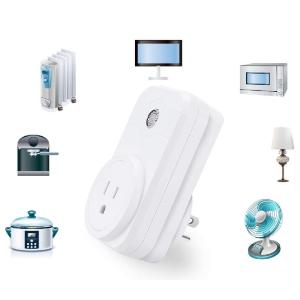 史低价$8.99(原价$12.99)闪购:ANEKEN Wi-Fi控制 迷你智能插座