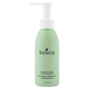 BosciaMakeUp-BreakUp Cool Cleansing Oil, 5.0 fl oz