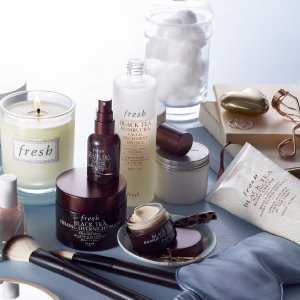 低至5折+满送价值$136好礼Nordstrom 美妆护肤套装热卖 收 Fresh、La mer超值套装