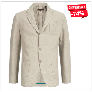 Timberland全线史低2.5折起,收封面同款男士全麻西装