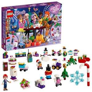 Lego好朋友系列 圣诞倒计时盒 41382