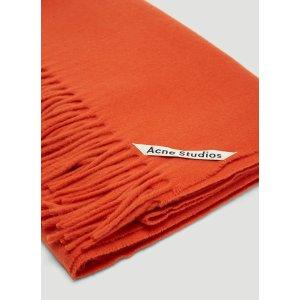 Acne Studios经典羊毛围巾