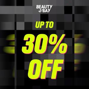 7折起 胡椒散粉€9.8黑五提前享:Beauty Bay 全场美妆大促 收RCMA、Zoeva、ABH、P&J等