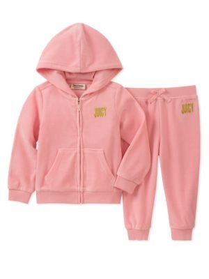 Last Day: Up to 66% Off + Free Shipping Juicy Couture Kids Cloth & Shoes Sale @ Saks Off 5th