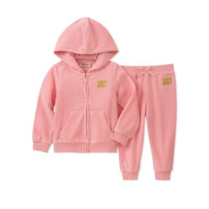 低至3.4折+最高减$70 封面款$29.99Juicy Couture 童装童鞋优惠特惠 最低$8.39起