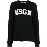 MSGM logo 卫衣
