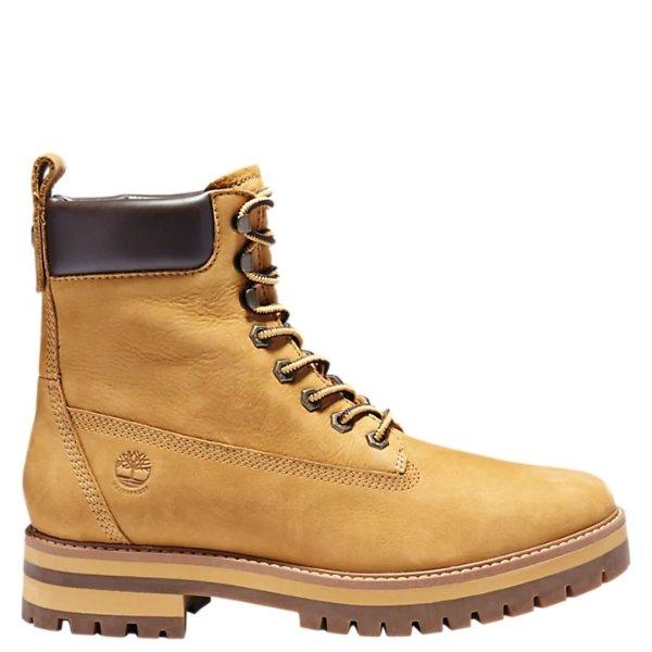 男士大黄靴