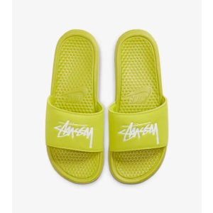 NikeBenassi x Stussy 合作款潮拖