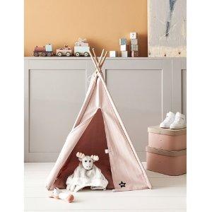低至7折 收经典小帐篷Kid's Concept 北欧玩具促销 超高颜值好玩又好看