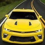 更帅了 大黄蜂变形2018款 Chevrolet Camaro 肌肉跑车