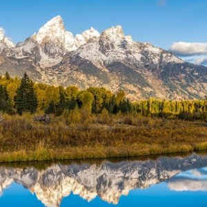 4-day/3-night Grand Teton and Yellowstone Winter Adventure, priced per person, based on double occupancy