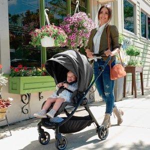 7折+注册购物送好物Baby Jogger 精选童车、旅行套装清仓特卖 好莱坞明星御用