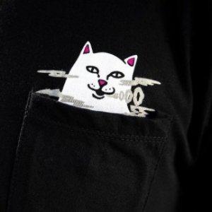 7折起!T恤£12 卫衣£19RIPNDIP 换季潮品上新 超火小贱猫 收潮人必备卫衣、短袖