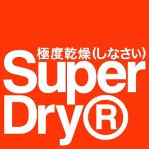 低至7折Superdry 精选夏季男女服饰热卖