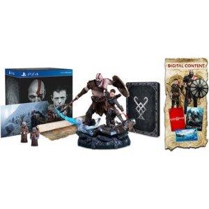 $56.99($99.99)史低价:《战神》典藏版 PS4 实体版 战神和他的老父亲
