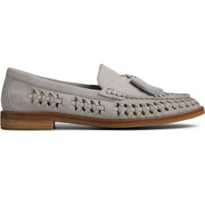 SperrySeaport Penny PLUSHWAVE Woven Leather Loafer