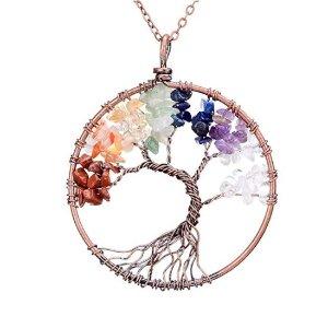 Sedmart Tree of the Life Necklace @ Amazon