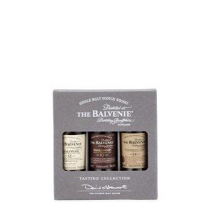 Balvenie迷你品尝系列威士忌组合