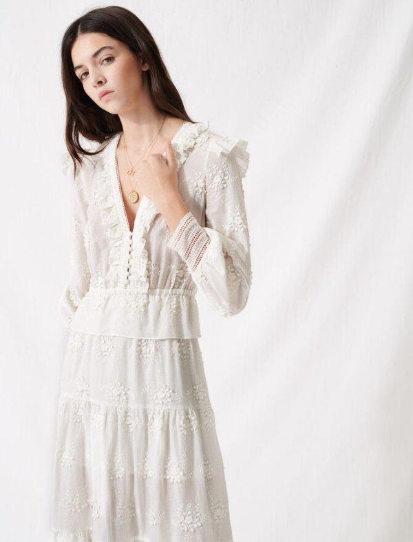 气质连衣裙